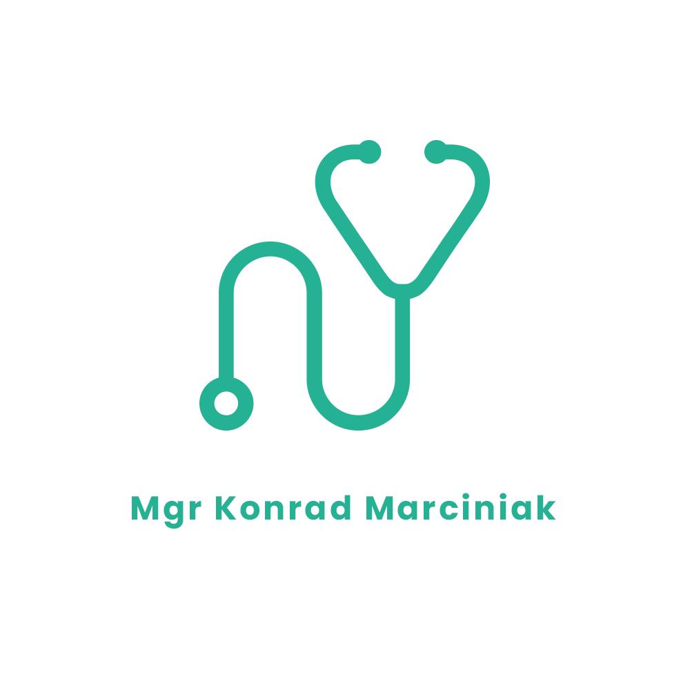Fizjoterapeuta, certyfikowany terapeuta manualny: Konrad Marciniak