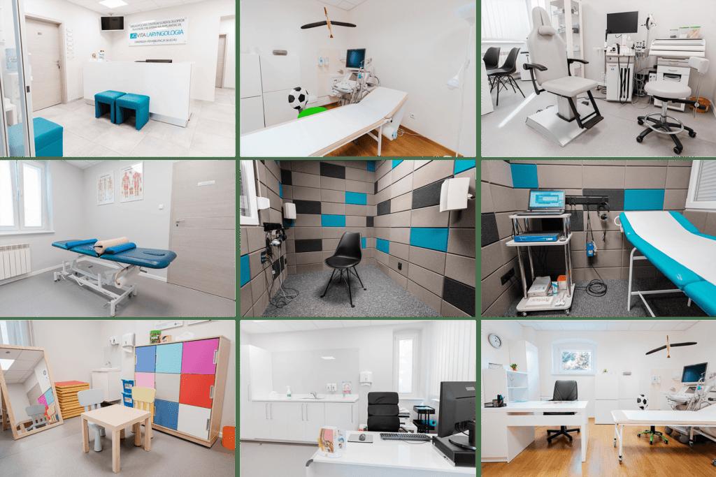 Gabinety lekarskie AGVITA Centrum Zdrowia Poznań