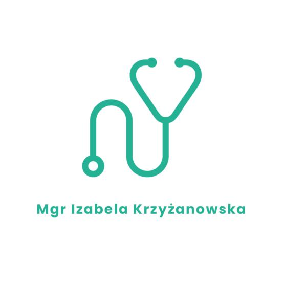 Fizjoterapeutka: Izabela Krzyżanowska